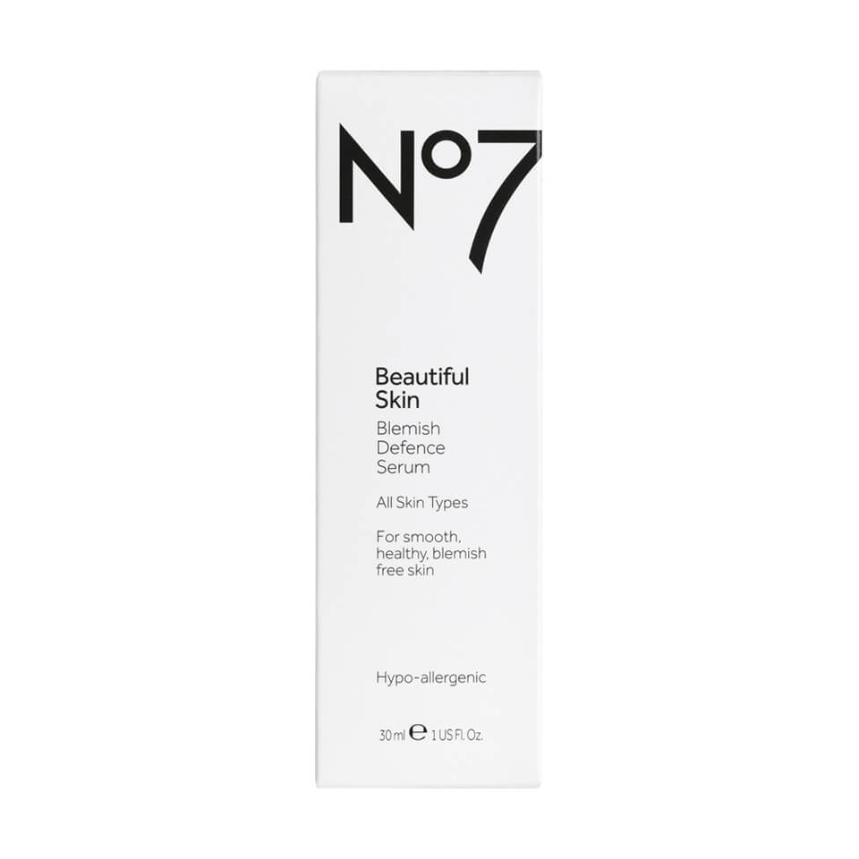 Boots No7 Protect and Perfect anti aging serum reviews